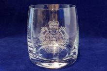 Royal Logistic Corps - Whisky Glass